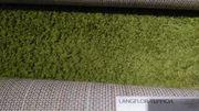 Langflor Teppich grün 160x230