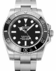 Rolex Submariner 114060 Stahl Automatik