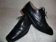 Schuhe Clarks Leder Gr 42