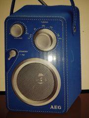 Neu AEG Design Radio MR