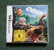 Oben Nintendo DS 2009