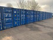 Lagercontainer zu vermieten