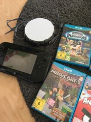 Wii u Konsole inkl Zubehör