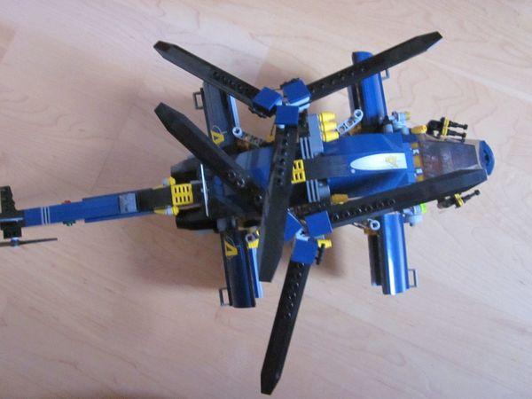 8971 Lego Agents 2 0