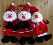 Lustiger Nikolaus zum befüllen