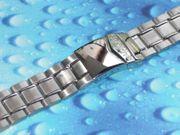 Swatch Irony Chrono Edelstahl Armband