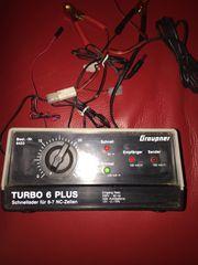 Graupner Schnell - Lader 6423 Turbo