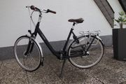 Gazelle Damenfahrrad Cityrad Orange C7