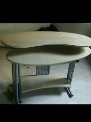 schöner Schreibtisch Ecktisch Computer Tisch