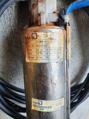 Brunnenpumpe KSB S 100 B-4