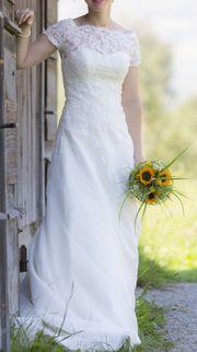 Brautkleid Grösse 34