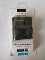 Vivanco USB Ladergerät NEU