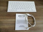 omoton bluetooth Tbluetooth Deutscher Tastatur