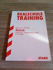 Realschule Training Deutsch