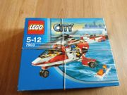 Lego City Rettungshubschrauber Nr 7903