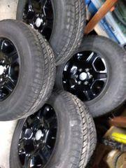 Kommblätt Räder Ford Ranger
