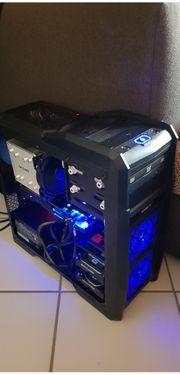 Gaming PC Intel i7-4790k Asus