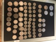 Münzen Schweiz