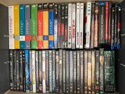 DVD Blu-ray Sammlung einzeln oder