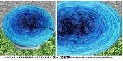 Farbverlaufsgarn Bobbel Schnäppchen je 100g