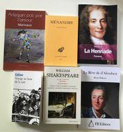 Französiche Bücher ab 3