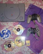 Letzter Versuch Playstation1 mit 2controllern