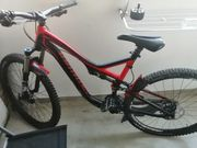Fully Specialized Stumpjumper comp 2013