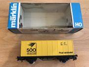Märklin Containerwagen 500 Jahre Post