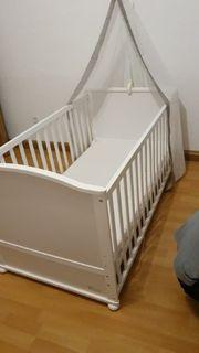 Babybett 70x140