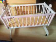 Baby Stubenwagen aus Holz