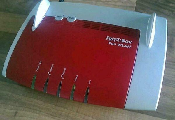 AVM FritzBox MultiRouter 7360 V1