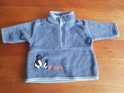 Babysweatshirt Größe 62