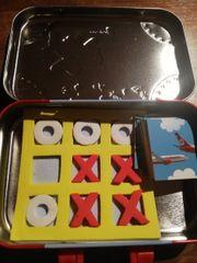 Reisespiel und Puzzle 16 teilig