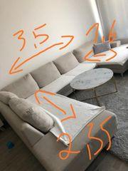sofa in beige