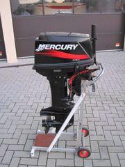 Aussenborder Mercury 30 PS Lightning