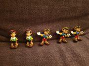 Pinocchio Bullyland Figuren