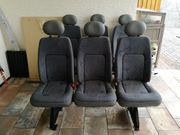 Transporter Sitze Renault Master Opel