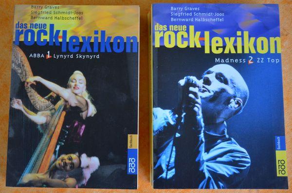 11 ROCK POP - Lexikons Musikbücher