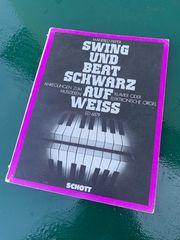 SWING UND BEAT - SCHWARZ AUF
