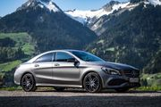Mercedes - Benz Coupe CLA 220d