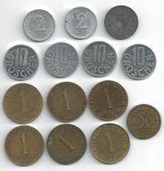Münzen Österreich 1957 bis 1992