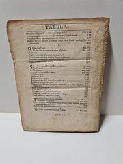 Antikes Buch aus dem Jahr