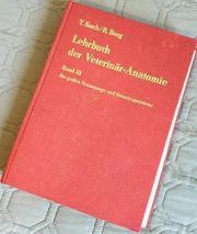 Lehrbuch der Veterinär Anatomie Band