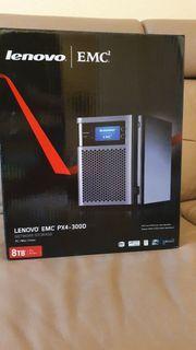 Lenovo EMC PX4-300D 8TB NAS