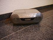 CD- Kassettenrecorder CFD-SO5 von Sony