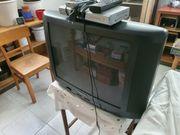 TV Grundig mit Receiver