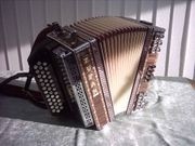 Harmonika Zupan Alpe III D