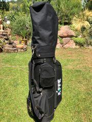 Original KIFFE Golfbag NEU