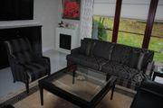 Exklusive Handgefertigte 3 Sitzer Couch