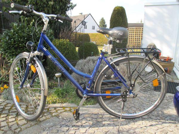 Alu - Trecking - Damenrad KTM